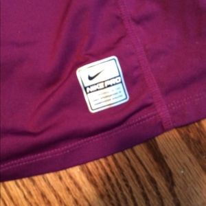 Nike Tops - NIKE PRO Long Sleeve Top SMALL